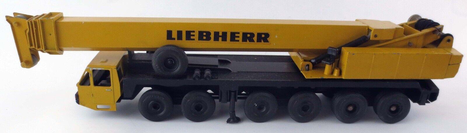 Gescha 2072 Liebherr Mobilkran LT1100 Autokran 1 50 1 50 Hydraulikkran 3072 Kran