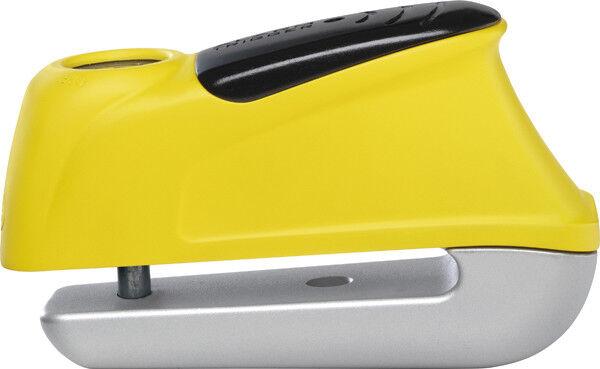 Abus Trigger Motorcycle Alarm 345 Yellow Disc Lock 5/50mm 110db
