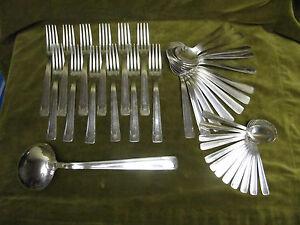Menagere-37pces-metal-argente-art-deco-37-p-cutlery-set-NC