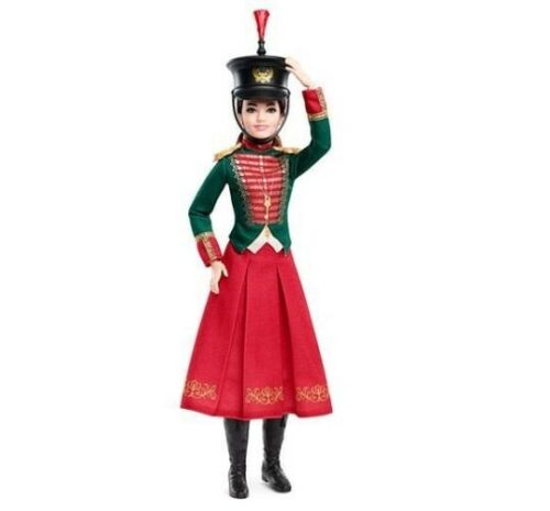 FITS SKIPPER /& PETITE DOLLS THE NUTCRACKER /& THE FOUR REALMS TOY SOLDIER OUTFIT
