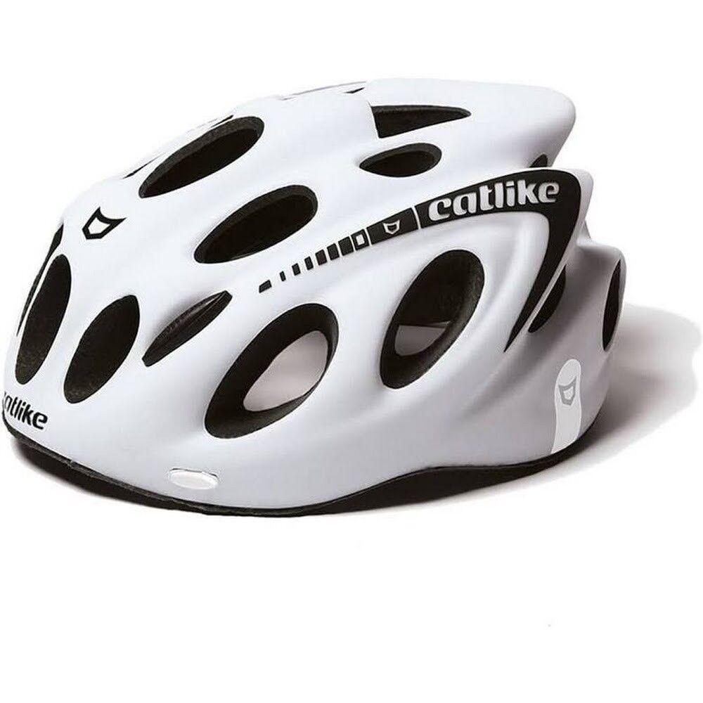 Catlike Kompacto Bike Bicycle Helmet White Size Small