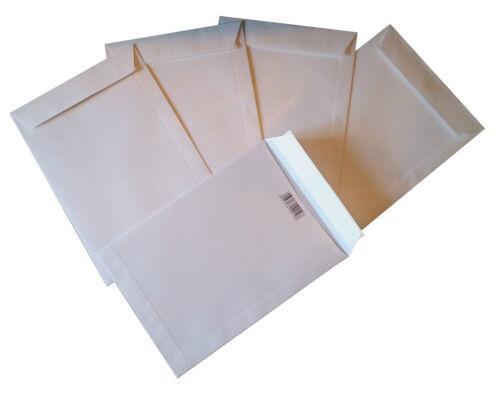 1500 Stück Briefumschläge C5 162x229 mm haftklebend weiß Versandtaschen