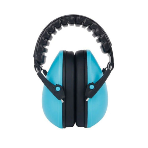 Safety Kid Ear Defenders Hearing Protection Noise Reduction Soft Ear Muffs