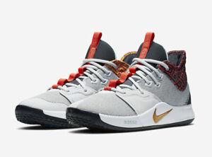 Nike PG 3 BHM Multicolor Size 7.5