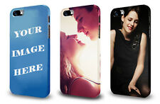 3D! Personalized Custom Phone case for iPhone 5/5s/SE with Your Picture. 3D!