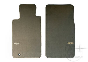 2000-2001 Lincoln LS Front Floor Mat Set (1W4Z5413086AAA) NOS
