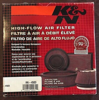 K/&N HA-4503 High Performance Replacement Air Filter