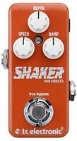 Tc Electronics Shaker Mini Vibrato Pedal on sale