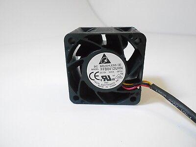 Dell Brushless Fan 0T705N 0N229R FFB0412UHN 12V 0.81A 40*28mm