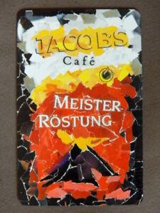 K-1842-F-11-93-MINT-Ongebruikt-Duitsland-Jacobs-Cafe-opl-6000