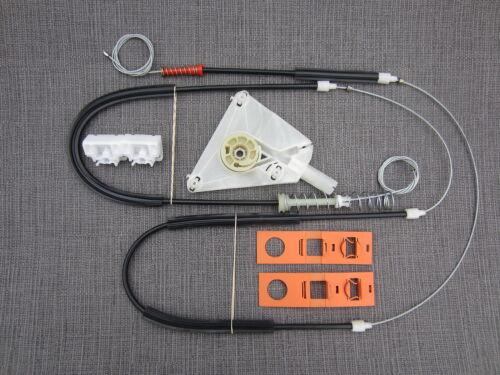 AUDI A3 8P Kit Riparazione Regolatore Finestrino Anteriore Sinistro 03-08 2//3 porte NUOVO *