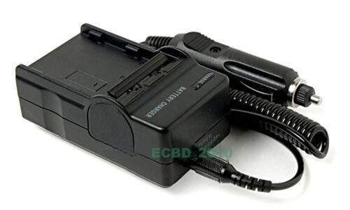 Cargador De Batería Para Canon NB-4L IXUS 55//60//65//70//75 80 IS 80IS 8015 50 NB-4L