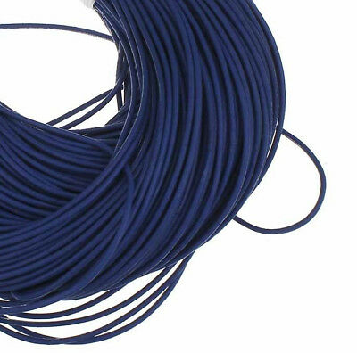 lederband mm blau lederschnur leder schmuck