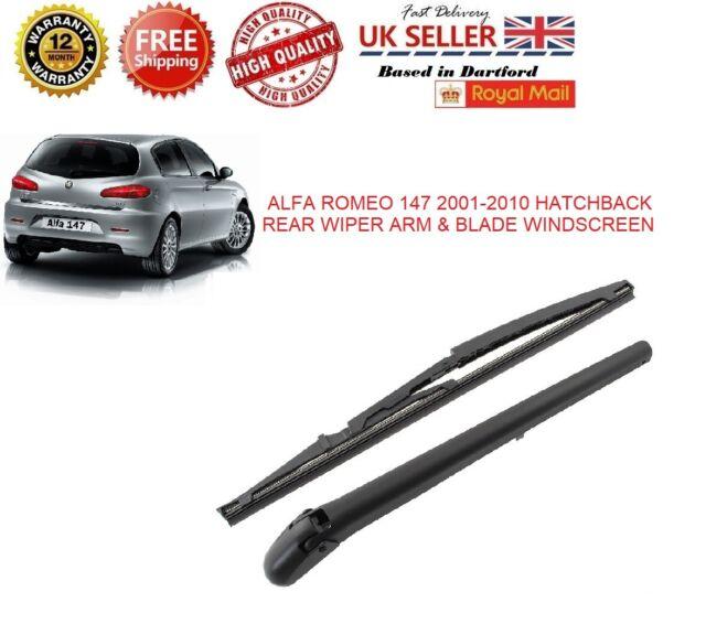 Alfa Romeo Rear Wiper Arm /& Blade for the ALFA 147 /& 156 Brand New Genuine
