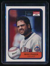 2001 Fleer Mike Piazza #235 Baseball Card