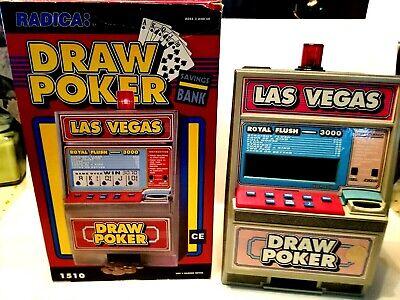 Slot Machine Poker