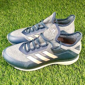New Adidas Fabela X Boost Size 12 Field Hockey Shoes Denim Blue ...