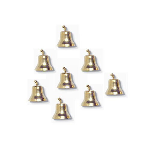 Pack of 8 Liberty Bells 10mm