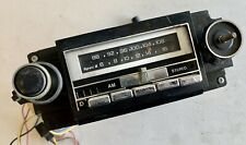 Clarion Spec Ii Pe 708a 8 Track Push Button Am Fm Car Radio Stereo
