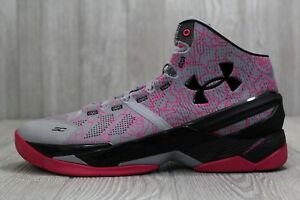 07ce2c069ea4 33 Under Armour Stephen Curry 2 1259007-037 Mother s Day Shoes 10.5 ...