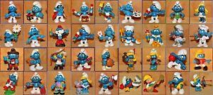 SCHTROUMPF-Figurines-SCHLEICH-a-4-95-Smurf-Pitufo-Pitufo-Schlumpfe