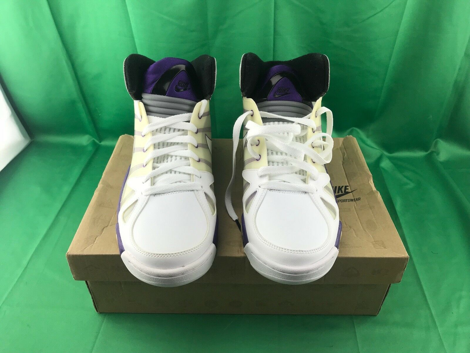 Nike Air Hoop Structure FA LE size 10.5 Sneakers BRAND NEW
