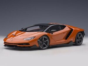 Lamborghini Centenario | Arancio Argos | AUTOART | 1:18