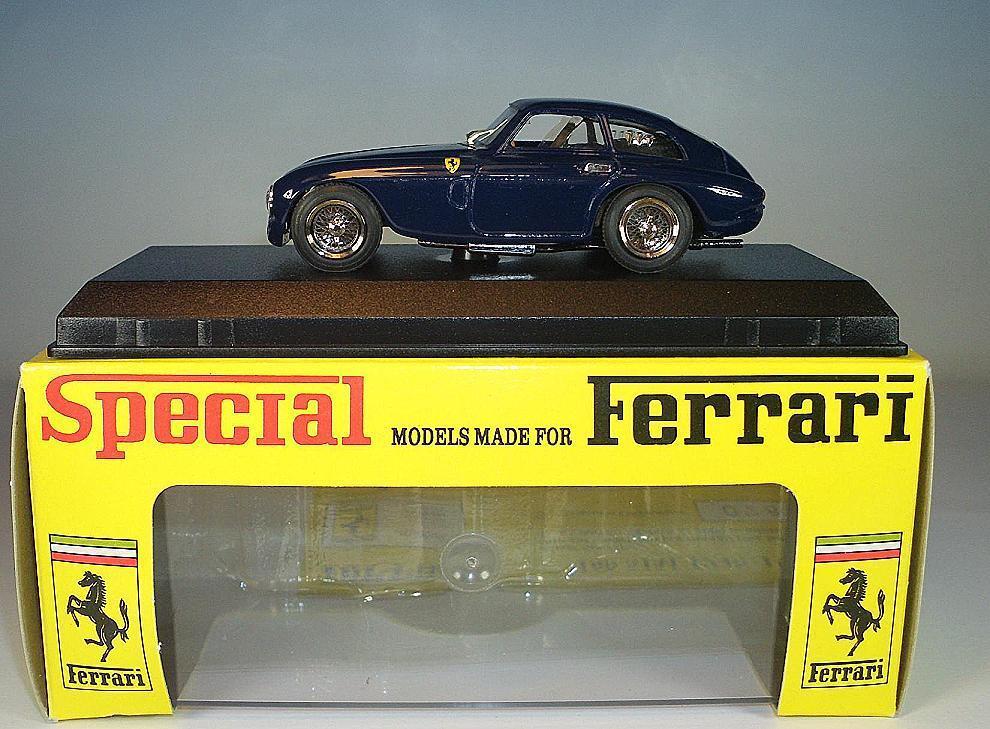 Art modell 1   43 art901 ferrari 166 mm coupé dunkelblau ovp   2885