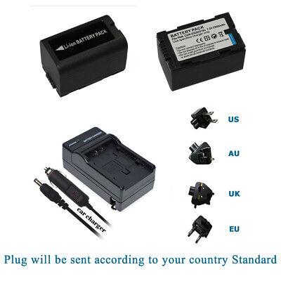 Nv-ds77b Ag-dvx100 Pv-dv200k 7.4 v Batería Para Panasonic Ag-dvx100b Pv-dv100k