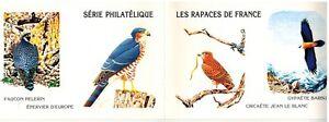 1985-FDC-CARTE-1-JOUR-OEUVRES-SOCIALES-DES-PTT-LES-RAPACES-TIMBRE-Y-T-2337