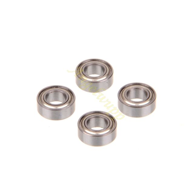 HSP Racing 1/16 Scale RC Car Spare Parts 4P Rolling Bearing φ8*φ4*φ3 86082