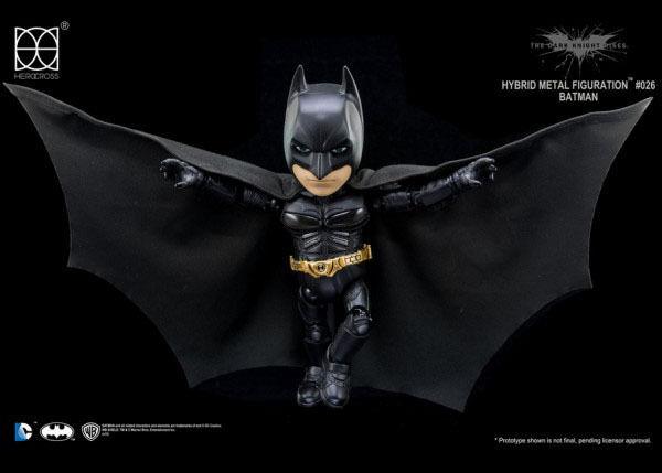 Herocross  HMF Batman The Dark Knight Figure Figure Figure 977810