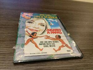 Jose Luis Lopez Vazquez DVD Gioca A Papas Amparo Soler Sigillata Nuovo