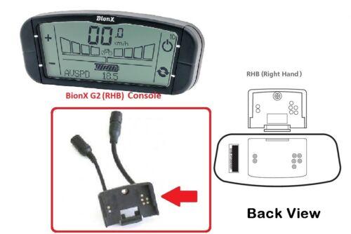 Part Number: 01-3205 No Docking BionX G2 Console RHB