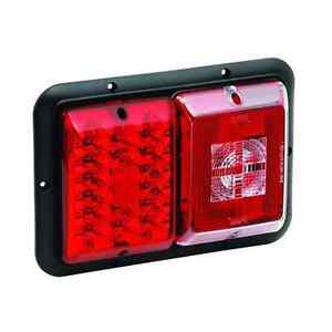 Bargman-LED-Double-Tail-Light-for-RV-Camper-Trailer-Motorhome-5th-Wheel