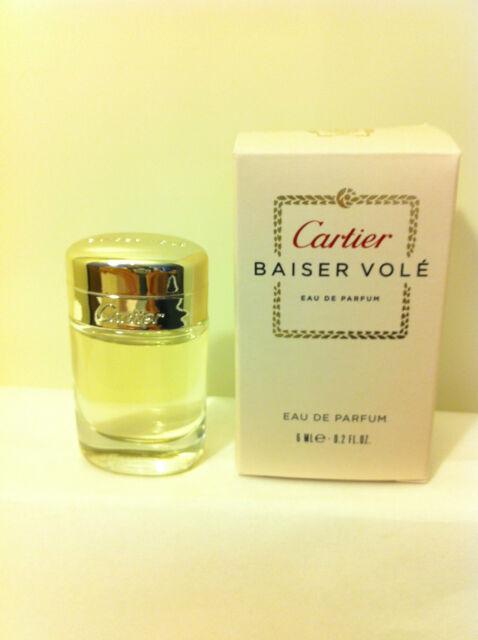 BAISER VOLÉ - CARTIER - MINIATUR - 6 ML Eau de Parfum