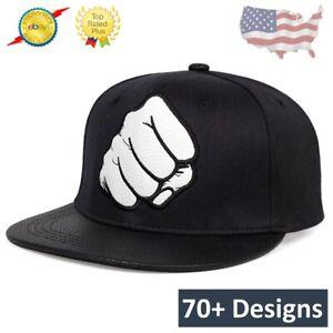New Era Baseball Adult NewYork Cap Hip Hop Snapback Adjustable Men Hat Headwear✔