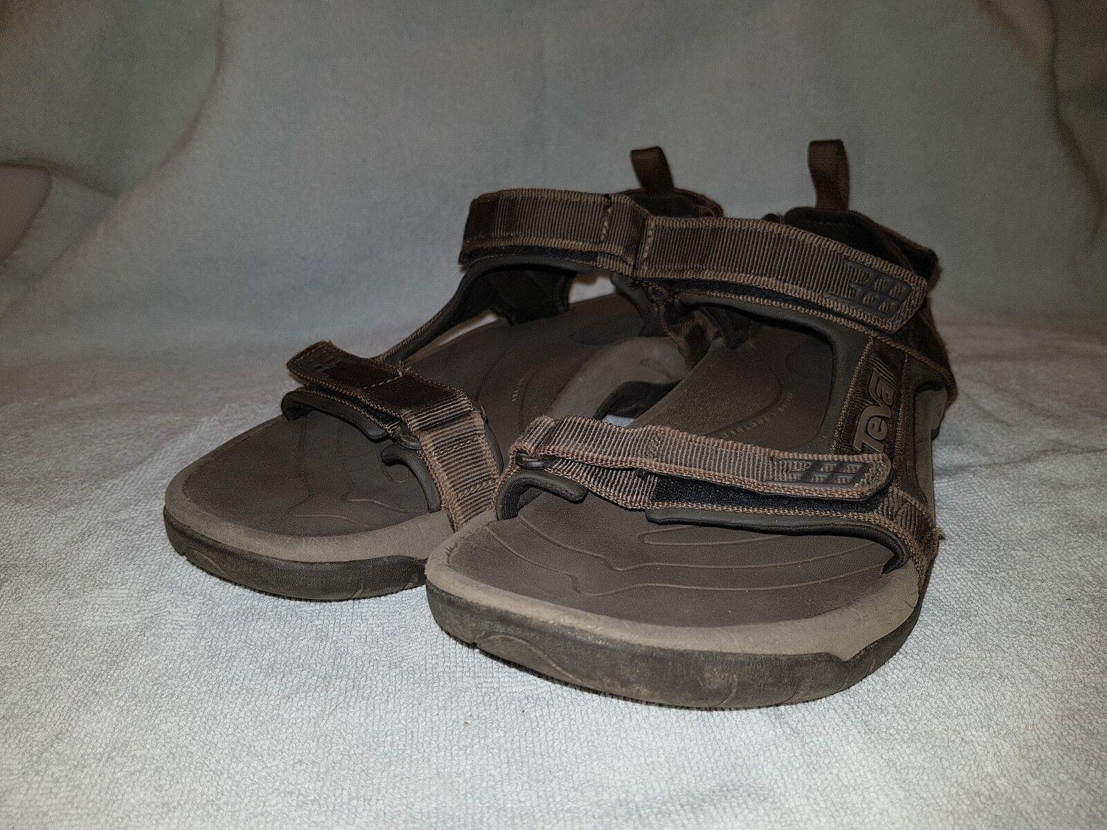 TEVA Tanza Braun Herren Sandale US8 EU40,5 EU40,5 EU40,5  Marken online billig verkaufen