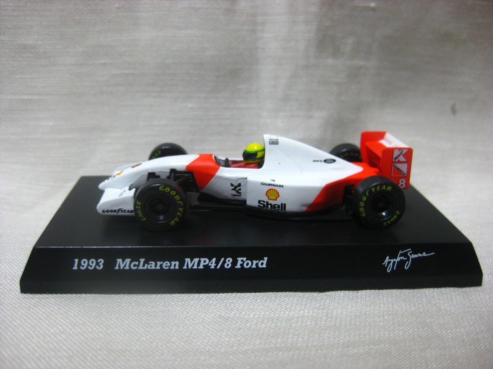 1 64 Kyosho McLaren MP4 8 1993 Ford Diecast Model Car