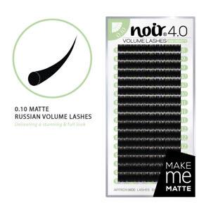 Noir-Volume-Lashes-0-10-Russian-Matte-Individual-Eyelash-Extentions-2D-3D-Light