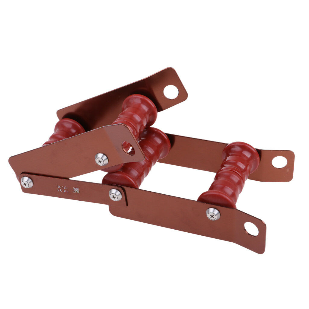 Aluminum Alloy Roller Rope Edge Guard Rope Predector Friction Reduction Tool