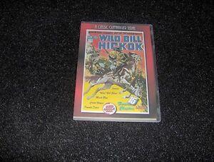 THE GREAT ADVENTURES OF WILD BILL HICKOK CLIFFHANGER SE