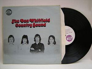 Il-Don-Whitfield-Country-Sound-Raro-Country-Musica-CFHR060-Ex-Condizioni-Vinile