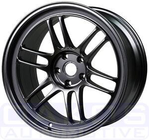 ENKEI-RPF1-Wheel-17x8-034-5x100-45mm-Gunmetal-for-WRX-BRZ-FR-S-Rim-3797808045GM