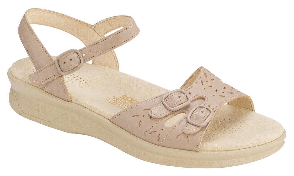 SAS Wouomo scarpe Duo Sandal Natural 6 Medium FREE SHIPPING Brand New In Box
