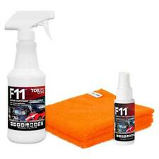 1 KIT TOPCOAT F11  POLISH & SEALER: 16oz Bottle+2oz Bottle+2 Towels