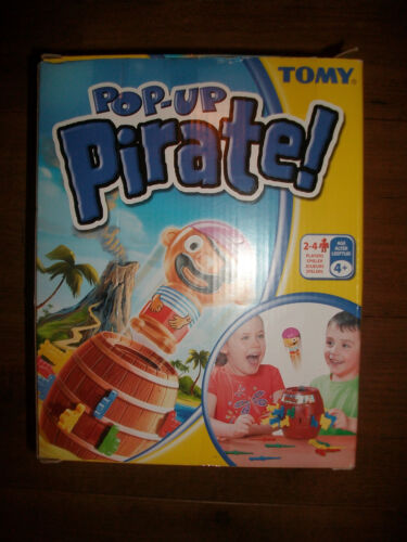 Pop up Pirate Tomy Spare Parts Pieces Swords Choose from List