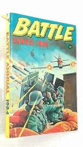 Battle-Annual-1984-by-unknown-Hardcover-1984-01-01-Acceptable