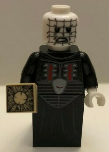 Pinhead For Lego Action Figure