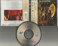 SLAUGHTER Stick it Live 7TRX 2BONUS UNRELEASE & MEDLEY JAPAN PROMO CD USA seller
